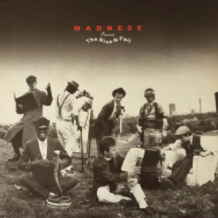 Madness ‎- The Rise And Fall (LP) (G/VG-) (1)